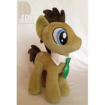 My Little Pony 11'' Plush - Dr. Whooves (Wide Eye)