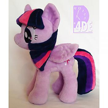 My Little Pony 11'' Plush - Princess Twilight Sparkle (Closed Wings)