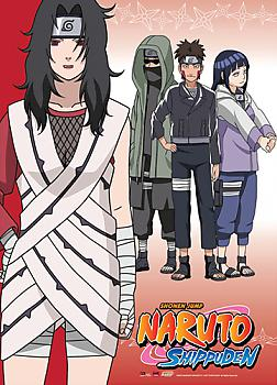 Naruto Shippuden Wall Scroll - Team Kurenai
