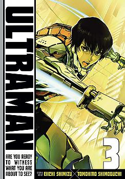 Ultraman Manga Vol.   3