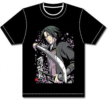 Hakuoki 2ND T-Shirt - Hijikata (XL)