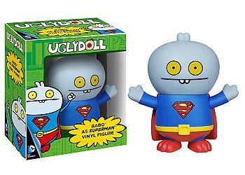 Uglydolls Vinyl Figure - Babo Superman