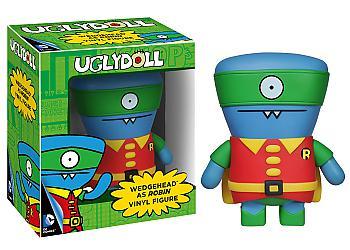 Uglydolls Vinyl Figure - Wedgehead Robin