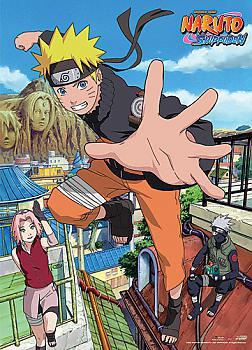 Naruto Shippuden Wall Scroll - Naruto Homecoming