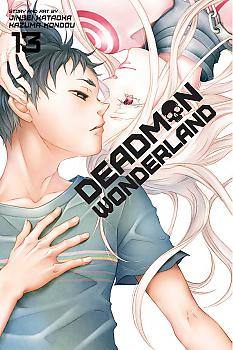 Deadman Wonderland Manga Vol.  13