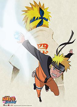 Naruto Shippuden Wall Scroll - Father and Son