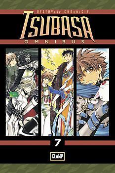 Tsubasa Omnibus Manga Vol.   7