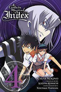 Certain Magical Index Manga Vol.   4