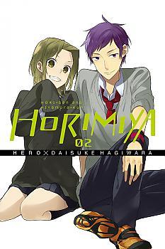 Horimiya Manga Vol.   2
