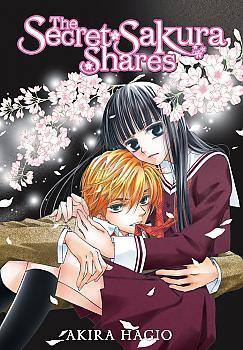 Secret Sakura Shares Manga