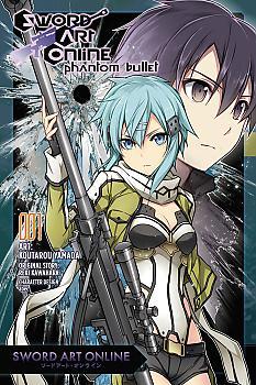 Sword Art Online: Phantom Bullet Manga Vol.   1