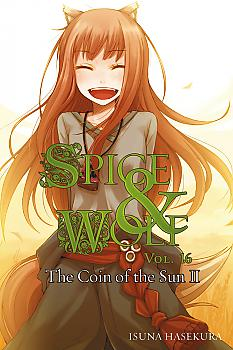 Spice and Wolf Novel Vol. 16