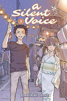 Silent Voice, A Manga Vol.   5