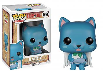 Fairy Tail POP! Vinyl Figure - Happy
