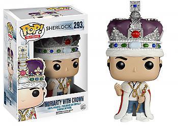 Sherlock POP! Vinyl Figure - Moriarty Crown Jewel