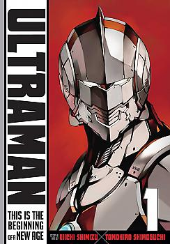 Ultraman Manga Vol.   1