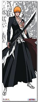 Bleach Wall Scroll - Ichigo Visored Bankai Damage