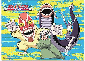 Bleach Wall Scroll - Nel and Broken Mask Team [LONG]