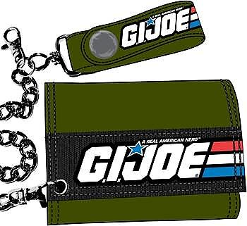 G.I. Joe Wallet - Logo Green