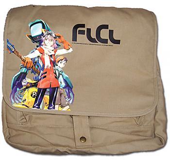 FLCL Messenger Bag - Key Art