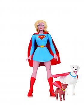 Superman Action Figure - Super Girl (by Darwyn Cooke)