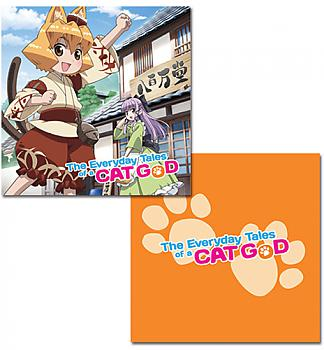 Everyday Tales of a Cat God Pillow - Mayu & Yuzu