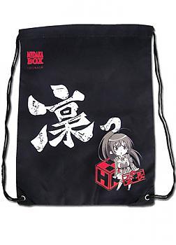 Medaka Box Drawstring Backpack - SD Medaka