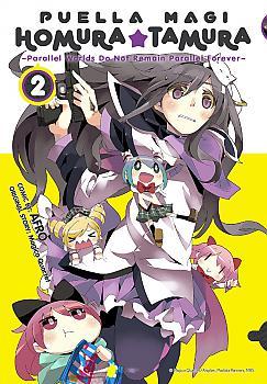 Puella Magi Homura Tamura Manga Vol. 2: Parallel Worlds Do Not Remain Parallel Forever