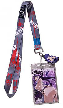 High School of the Dead Lanyard - Group