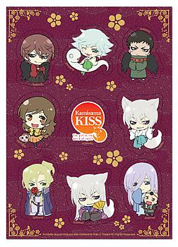 Kamisama Kiss 2 Sticker - Group