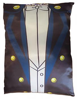 Sailor Moon Pillow - Tuxedo Mask Square