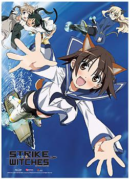 Strike Witches Wall Scroll - Crew