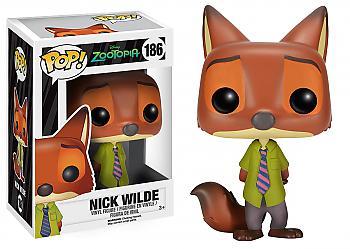 Zootopia POP! Vinyl Figure - Nick Wilde (Disney)