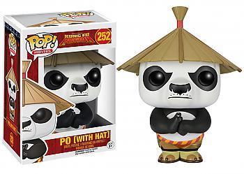 Kung Fu Panda POP! Vinyl Figure - Po /w Hat