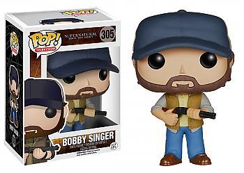 Supernatural POP! Vinyl Figure - Bobby Singer