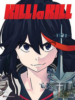 Kill la Kill Wall Scroll - Ryuko & City
