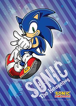 Sonic The Hedgehog Wall Scroll - Sonic