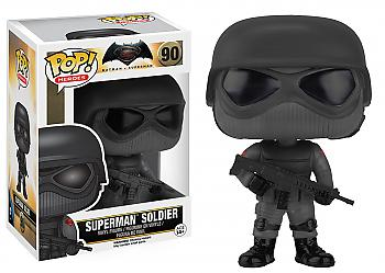 Batman V Superman Dawn of Justice POP! Vinyl Figure - Superman Soldier