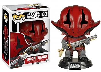 Star Wars POP! Vinyl Figure - Sidon Ithano (The Force Awakens)