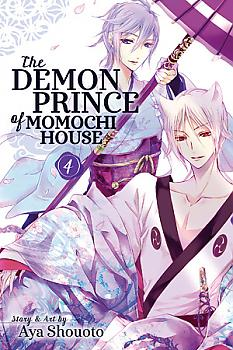 The Demon Prince of Momochi House Manga Vol.   4