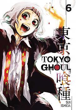 Tokyo Ghoul Manga Vol.   6