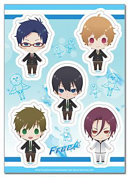 Free! Sticker - SD Group Uniform