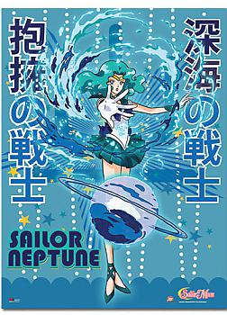 Sailor Moon S Wall Scroll - Sailor Neptune