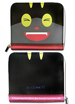 Blue Exorcist Wallet - Kuro