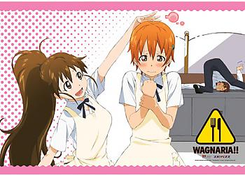 Wagnaria!! Fabric Poster - Group [LONG]