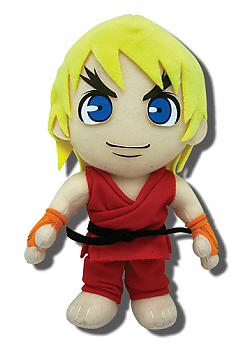 Street Fighter IV 8'' Plush - Ken
