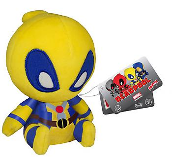 Deadpool Mopeez Plush - Yellow Deadpool