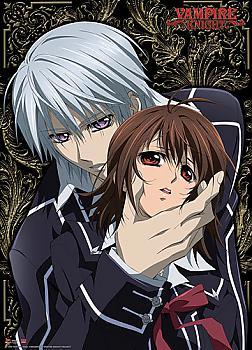Vampire Knight Wall Scroll - Zero and Yuki