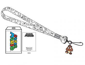 Nintendo Lanyard - Goomba