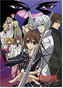 Vampire Knight Wall Scroll - Guilty Group